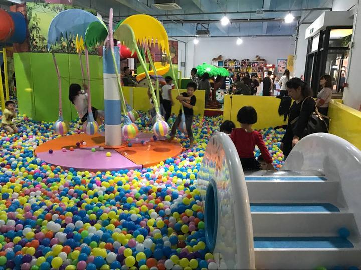 忻州儿童乐园加盟前景 加盟资讯 游乐设备第2张