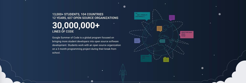 Google 编程之夏(GSoC):海量优质项目,丰厚报酬,你竟然还不知道?