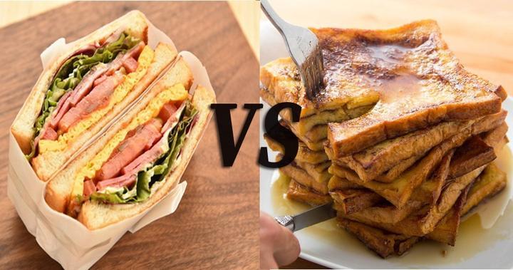 法式吐司和日式吐司的区别,你知道吗?