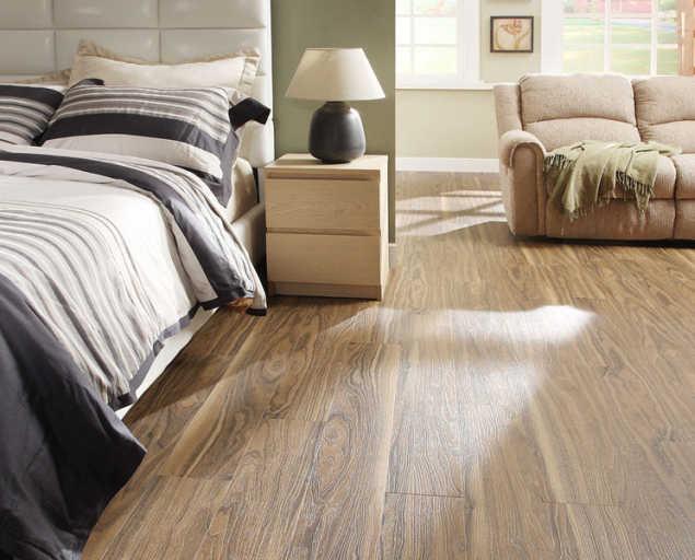 不喜欢家里的地板颜色?这有四个改造大法!