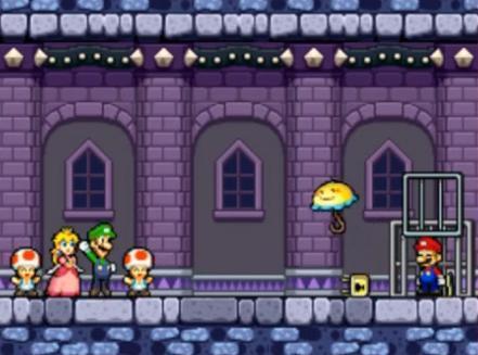 马里奥救出公主_在马里奥系列游戏里,碧琪公主(桃花公主)先后被绑架过多少 ...