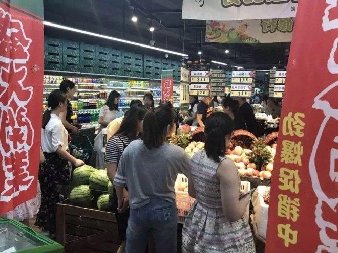这家生鲜超市在小程序两个月内销售额超过100万,他是如何做到的?