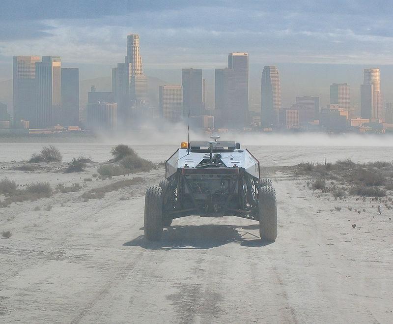 DARPA挑战赛浮影——自动驾驶之英雄风云际会