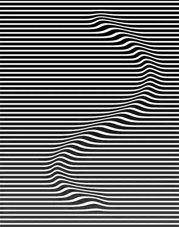 线描素材点线面_如何用 Ps 或 Illustrator 做出平行线空间感? - 知乎