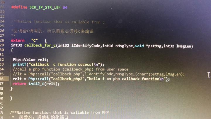 extern C里面能有C++代码吗? - 知乎