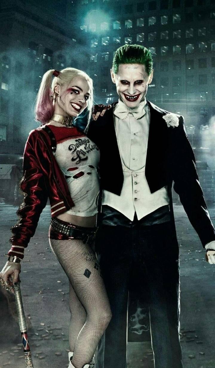 Harley Queen And Joker Wallpaper