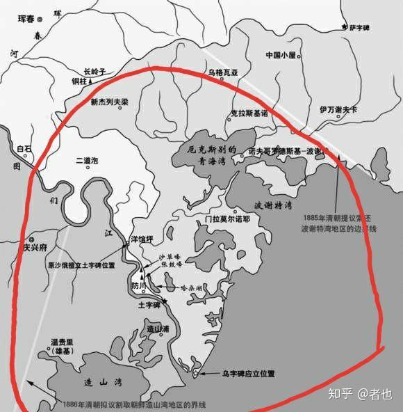 中国东北出海口_如何才能拿到珲春的出海口? - 知乎