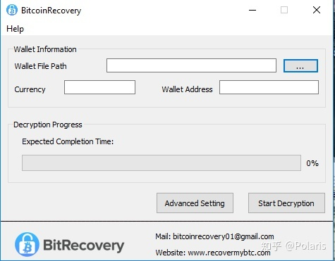 How to recover your lost bitcoin password? - 知乎