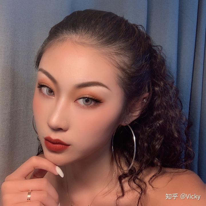 欧美妆_欧美妆或混血妆怎么画?