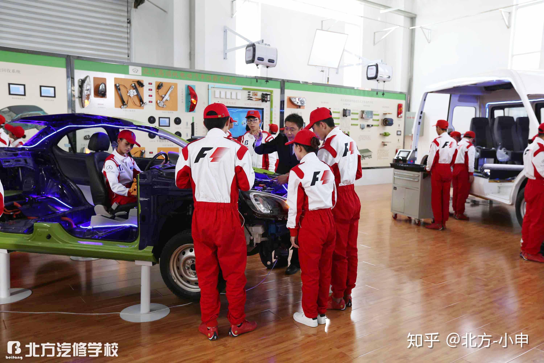 广州汽车美容学校-广东汽车维修培训学校-广州北方汽修学院