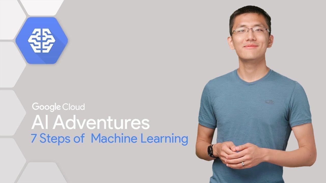 机器学习「七步走」