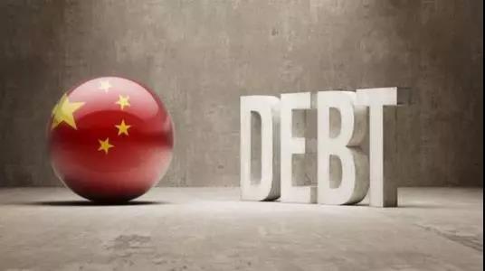 特朗普的贸易战可能引发中国债务危机