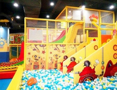 如何挑选优质的室内儿童乐园设备厂家? 加盟资讯 游乐设备第1张