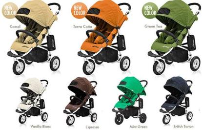 可能是全宇宙最全面的婴儿推车选购指南