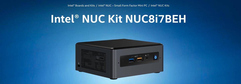 NUC8(豆子峡谷)黑苹果新手指南Q&A