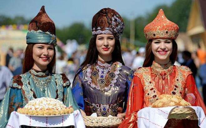 """俄罗斯鞑靼斯坦_分而治之,苏联为蒙古人设5国2区,是""""善待""""成吉思汗后裔吗 ..."""