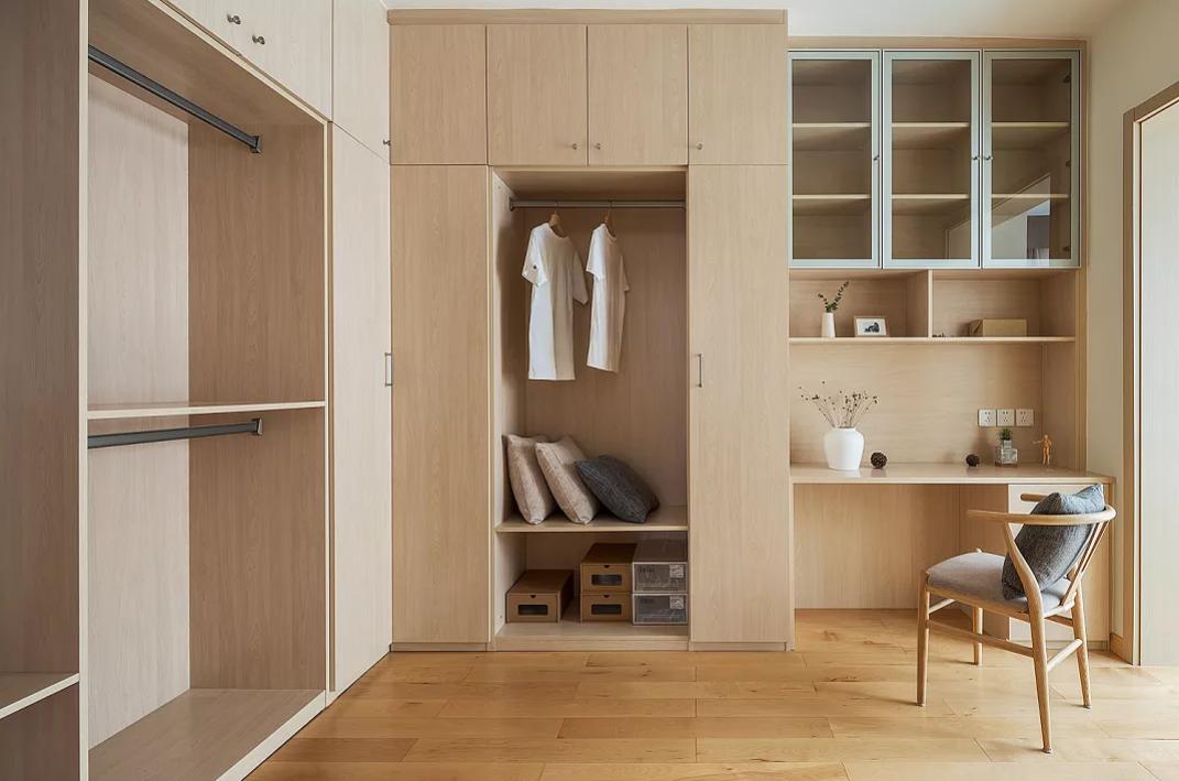 定制衣柜避坑经验,这么做让衣柜空间更有效率!