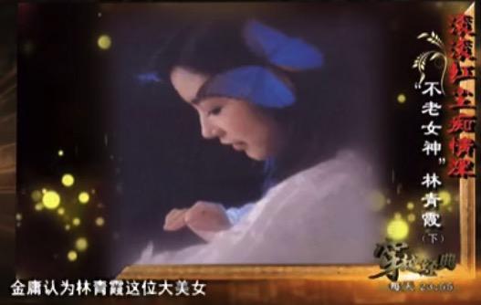 琼瑶剧最美女主角_为什么现在再也找不到林青霞王祖贤这样的古装美人?-知乎