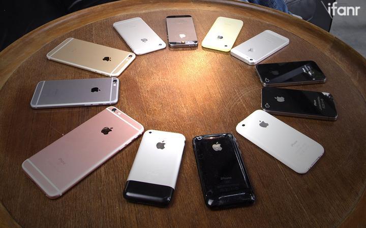 十年来杀敌无数的 iPhone 改变了我们生活,但也许将走到尽头