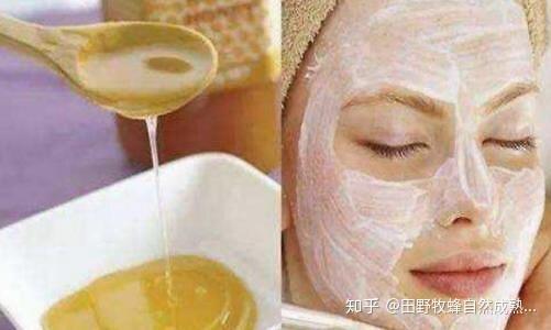 蜂蜜是对的,蜂蜜每天都可以让你的脸吗?