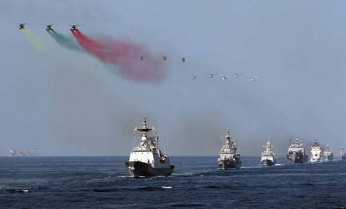韩国水面主战舰艇发展考