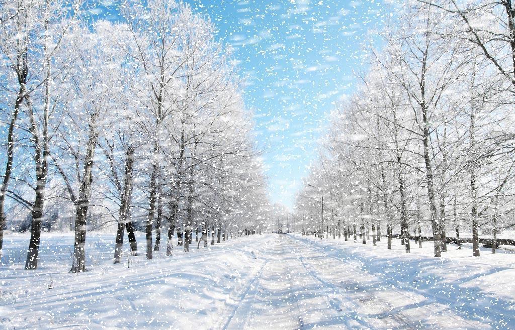 如何用Photoshop制作出下雪的效果,只需要几个步骤