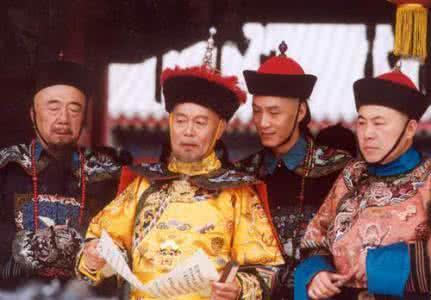 从古装剧中看中国服饰文化——清朝