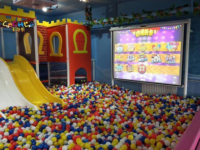 天水儿童乐园的市场 加盟资讯 游乐设备第4张