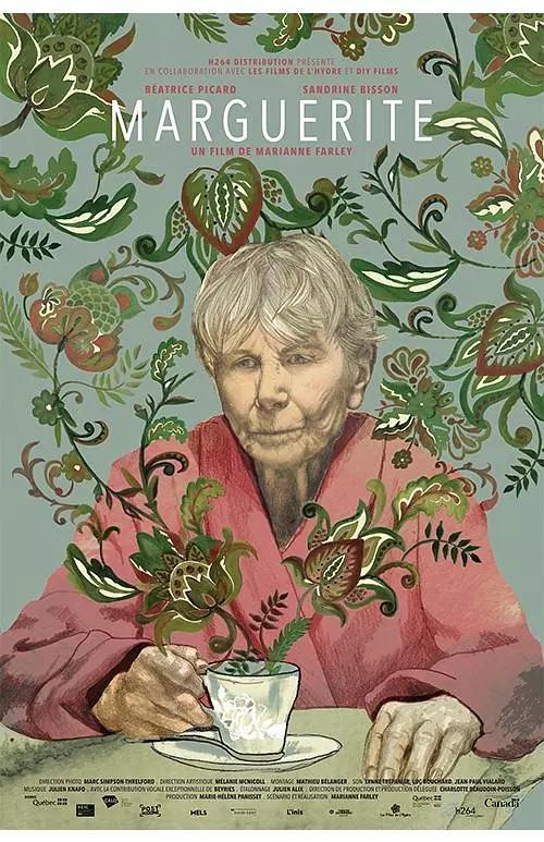 奥斯卡提名短片《玛格丽塔的情人》:海报与花
