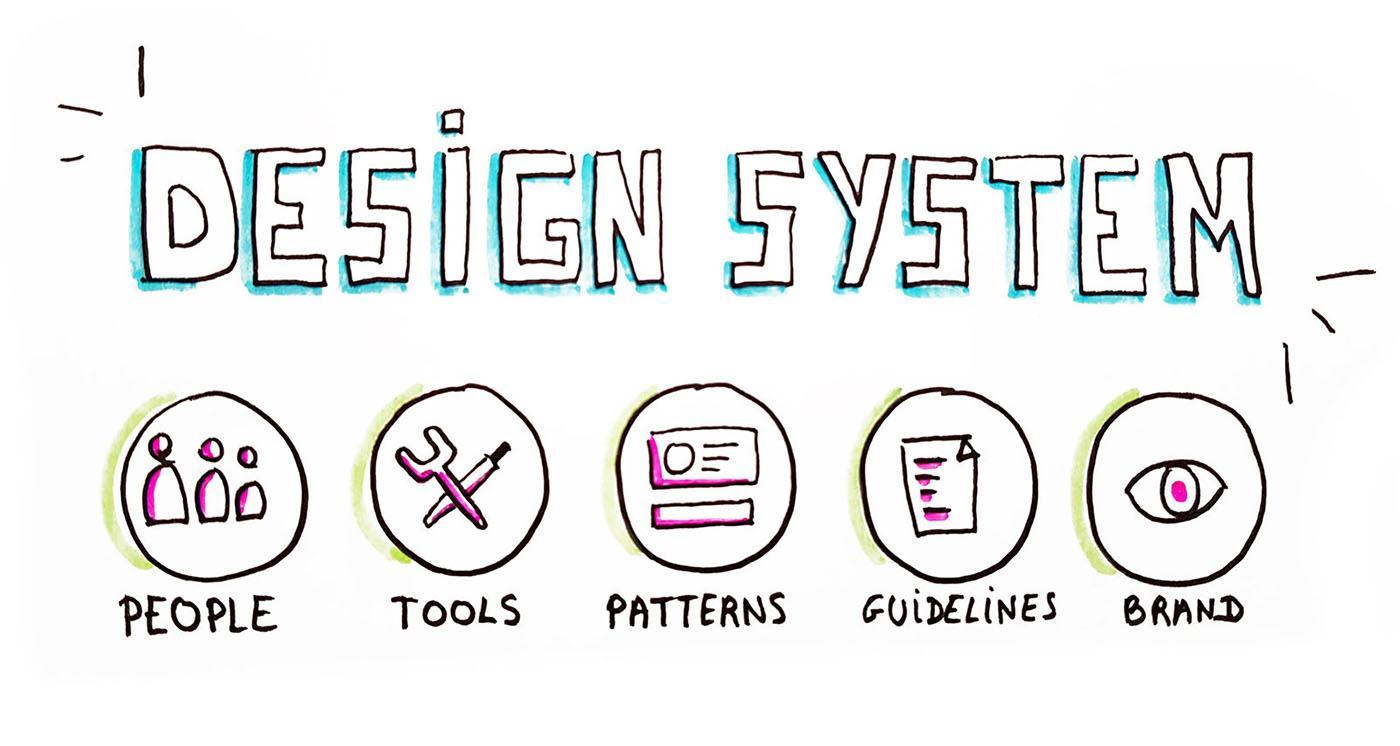 关于设计系统,所有你需要知道的全在这里「译文」