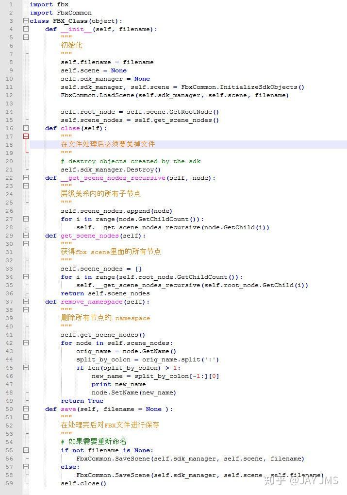 FBX SDK 介绍- 知乎