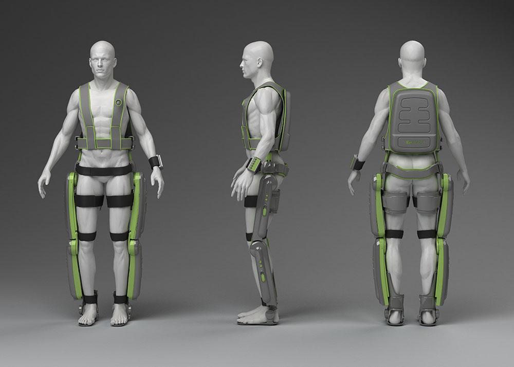 外骨骼机器人入门学习小结