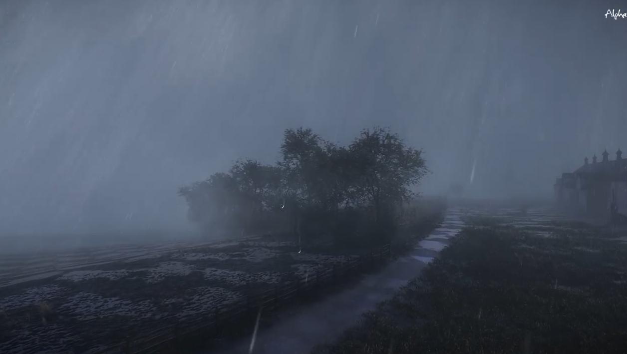 雨后的场景_真实场景渲染-----雨地 - 知乎