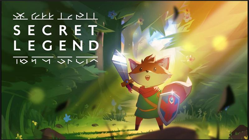 "Secret Legend:小而美的""塞尔达""式世界"