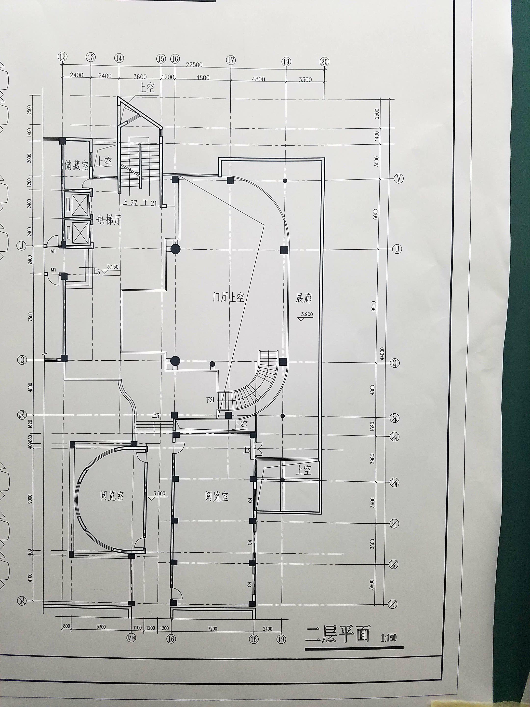 跪求重庆大学建筑系馆cad平面图。?