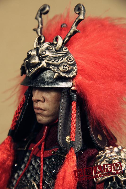 那些美丽的中国盔甲