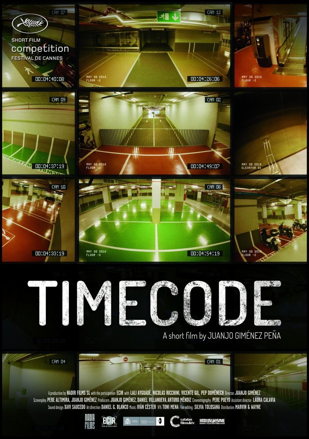 解析金棕榈短片《时间代码》的精妙之处