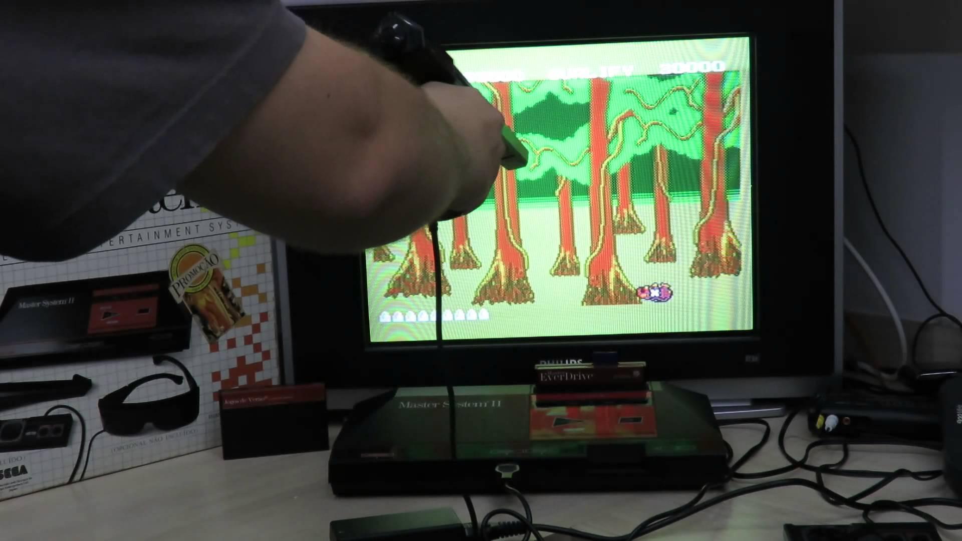 光枪游戏的发展历程,几乎等同于整个电子游戏史