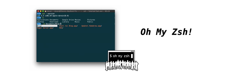 macOS Catalina 新的命令行工具,这篇文章让你提前用上它