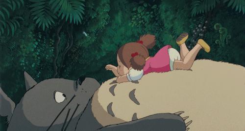 """《龙猫》首映,做两个""""龙猫面包""""重温一下!"""