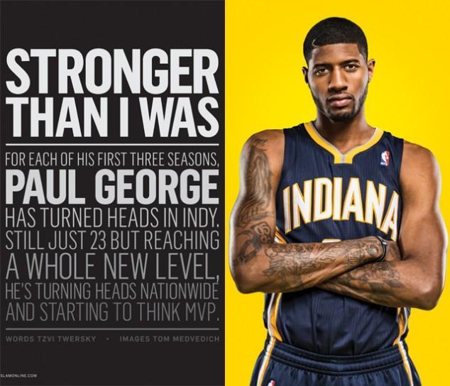 保罗·乔治:涅槃重生之后,他还是曾经那个他