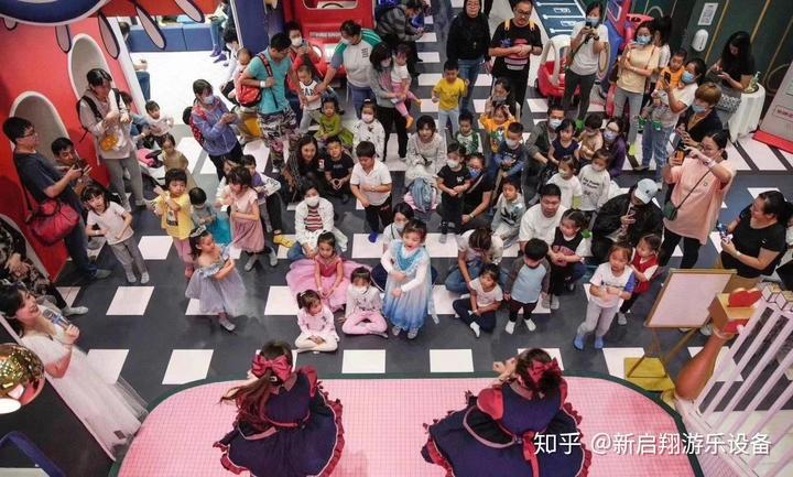 如何做好儿童乐园的开业宣传推广? 加盟资讯 游乐设备第4张