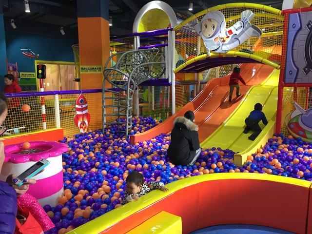 投资一家室内儿童游乐园,怎样才能赚到钱? 加盟资讯 游乐设备第5张