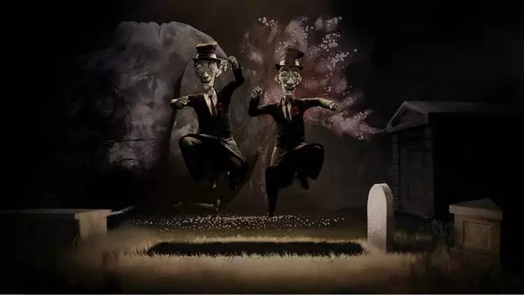 全面解析奥斯卡提名短片《厄运葬礼》
