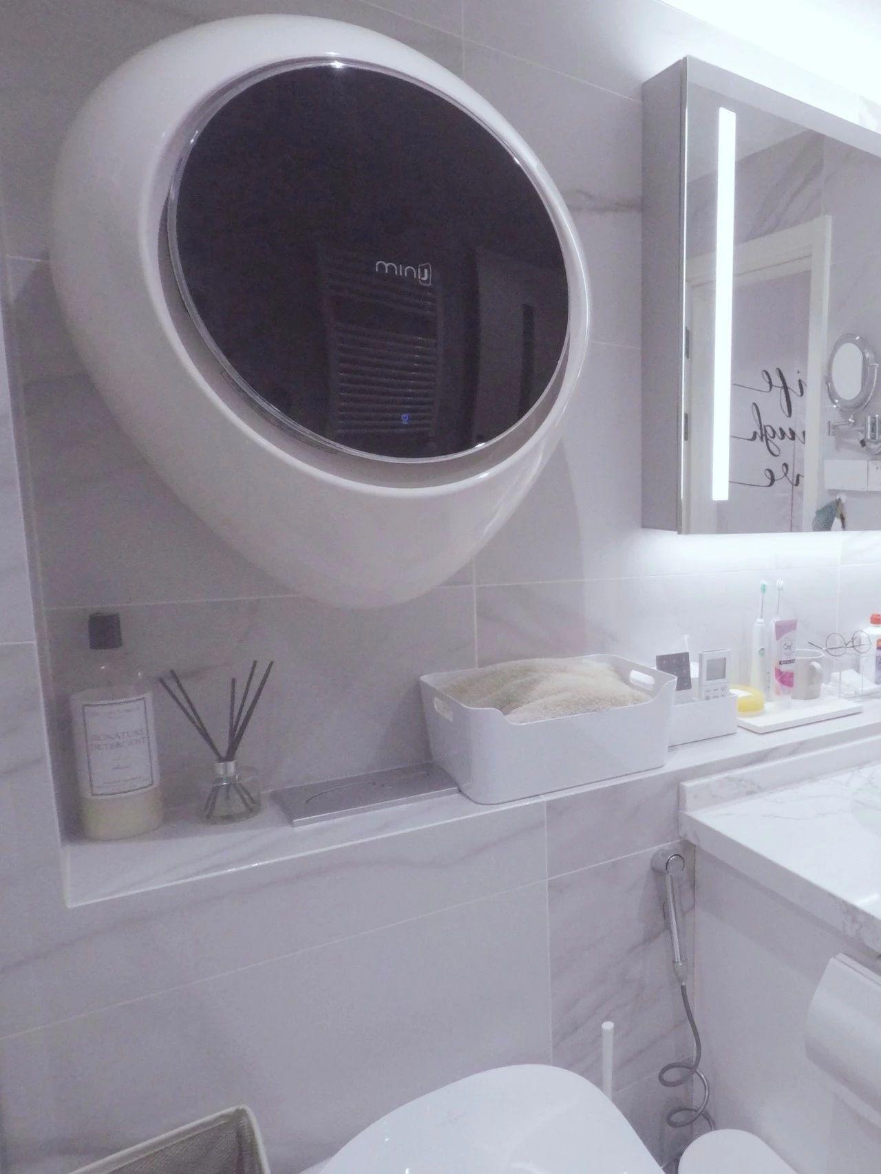 马桶刷的安装_卫生间很小的情况下,如何巧妙装修? - 知乎