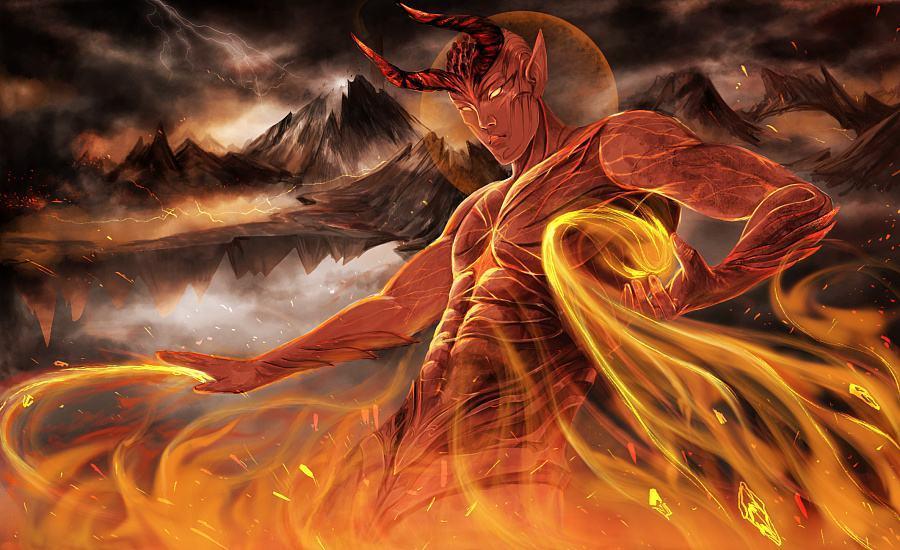 三皇五帝_30个上古神话故事,激发你体内的洪荒之力 - 知乎