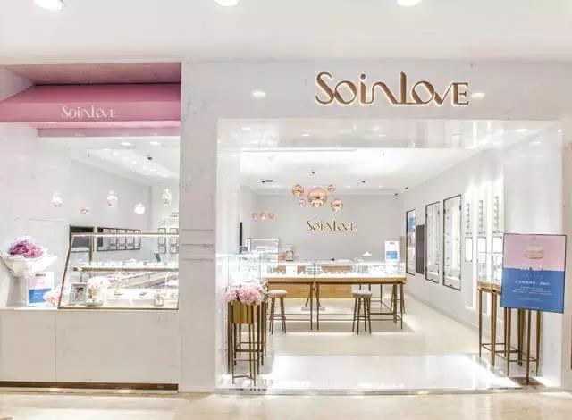 满足你的轻奢公主梦,周大福开了一家甜品珠宝店!