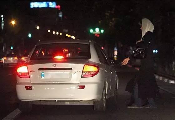 在伊朗约会一个卖淫女