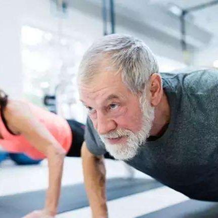 中老年肌肉健康