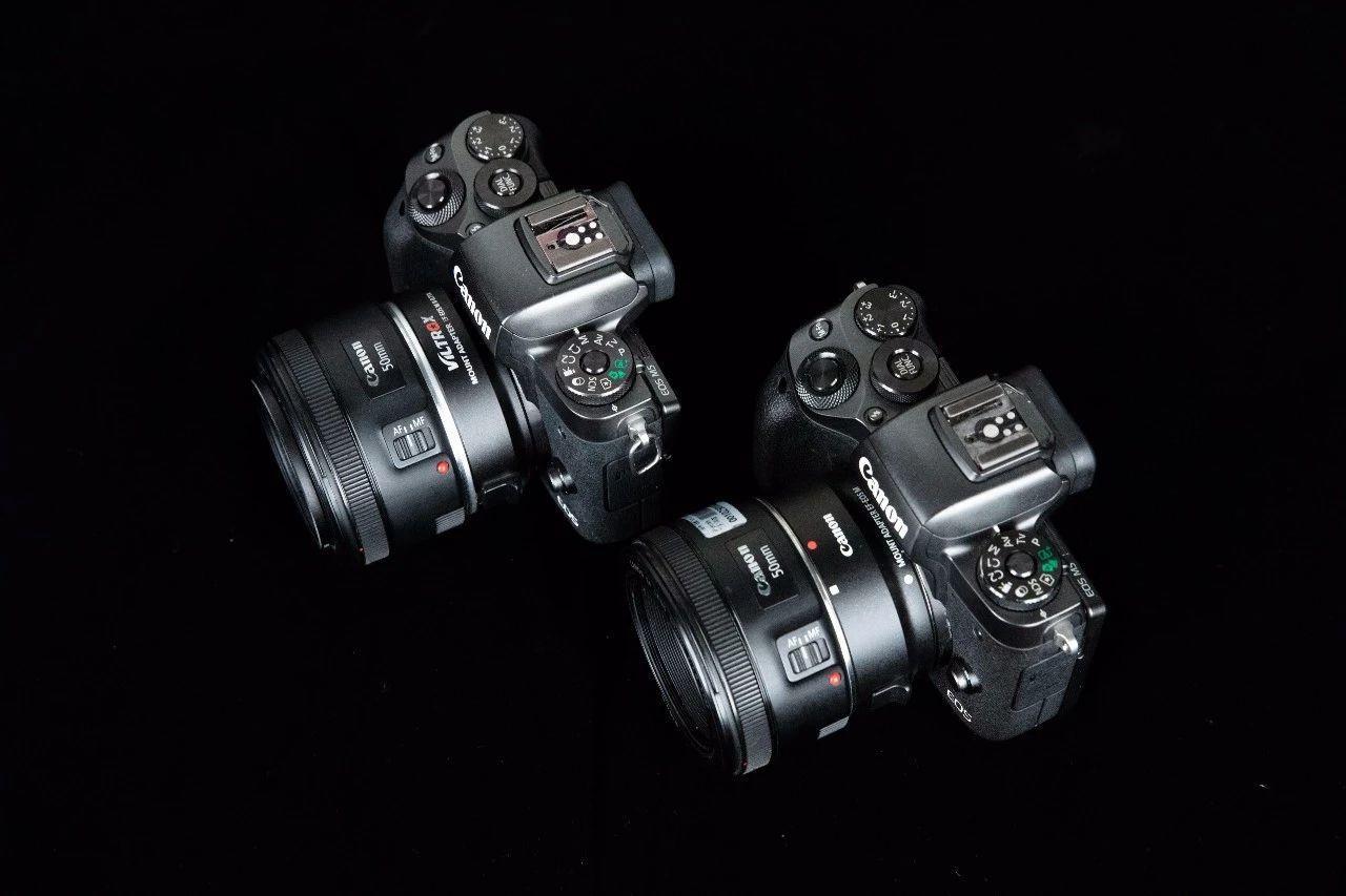 画幅放大器?唯卓EF-EFM减焦增光环测试